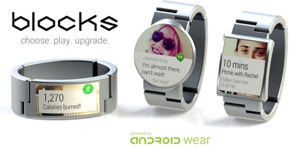 Blocks Modular Smartwatch Hardware
