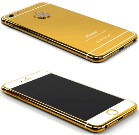 iPhone 6 Preorder Gold