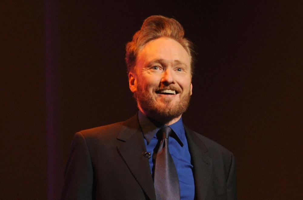 Conan O'Brien iPhone 6 Video