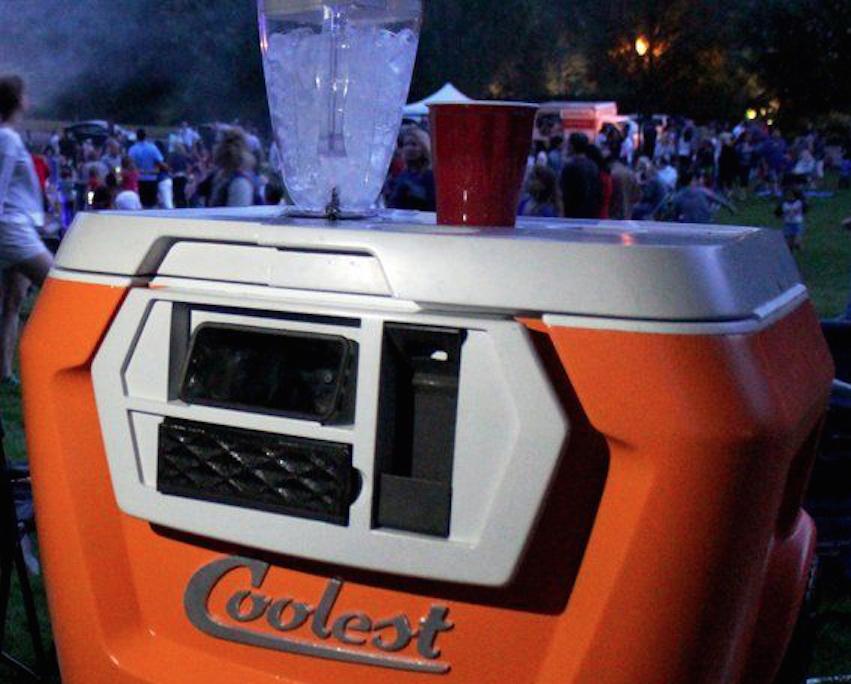 Kickstarter: Coolest Cooler Project