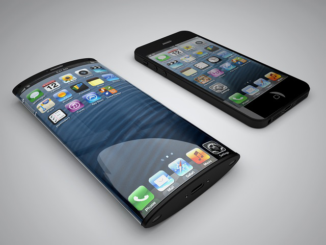 iPhone 8 Flexible OLED Display