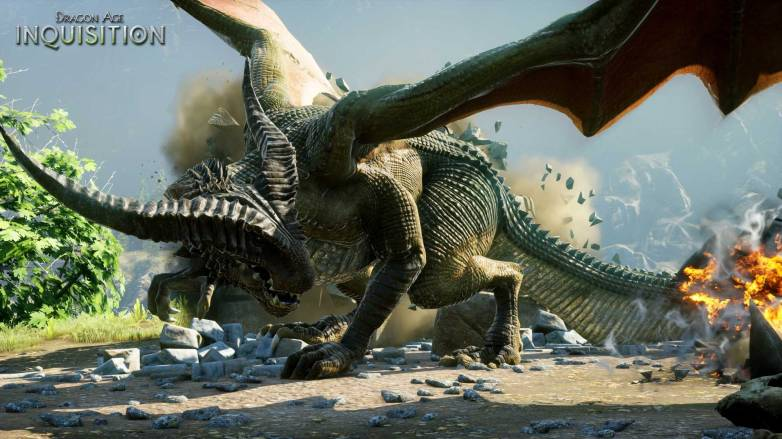 Dragon Age: Inquisition Gameplay Video