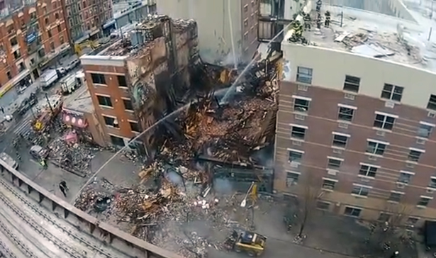Drone Footage Disasters