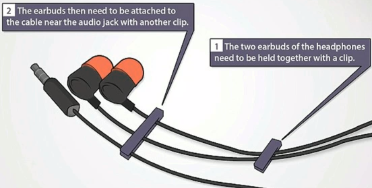 Physicist Discovers An Insanely Simple Way To Stop Earbuds From Getting Tangled Bgr
