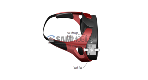 Samsung Gear VR Headset Leaked Image