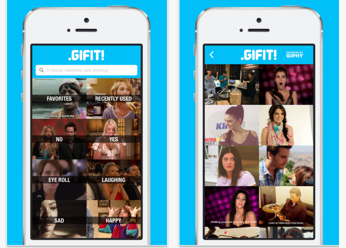 Best iOS Apps Gifit