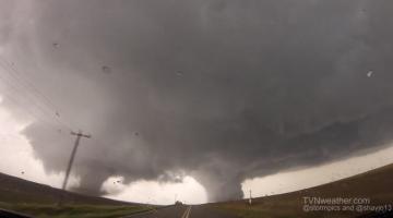 Best GoPro Videos Tornadoes