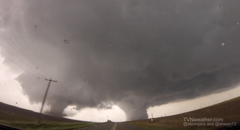 Best GoPro Videos Tornadoes