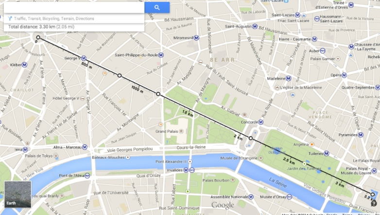Awesome new Google Maps trick makes travel planning even easier BGR – Map For Travel Planning