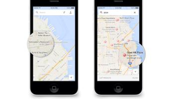 Google Maps iOS Update