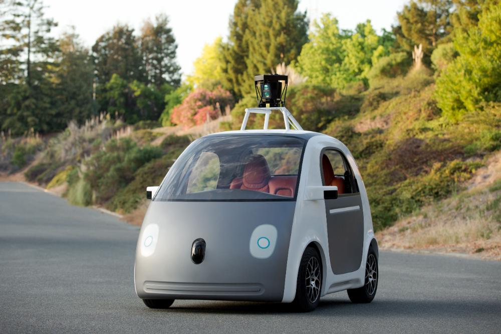 Google Self-Driving Car Issues