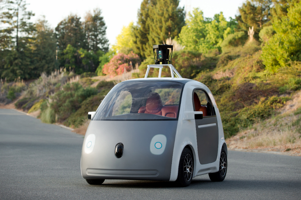 Google Self-Driving Cars Security Risks