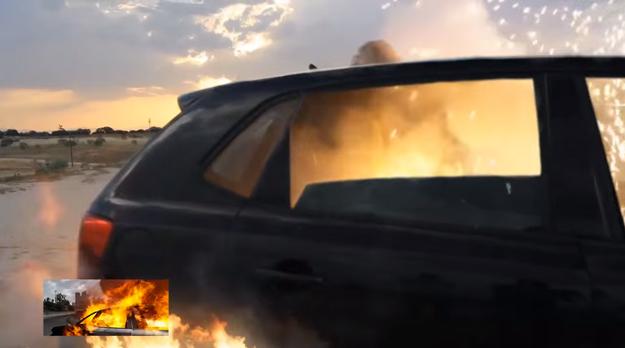 GTA V Trailer Real Life