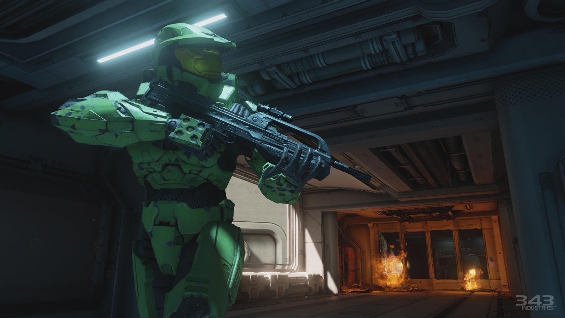 Halo 2 Anniversary Trailer