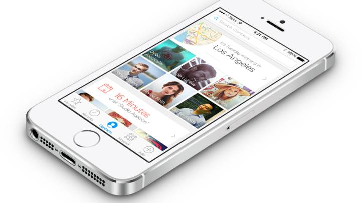 Humin Contacts iPhone App