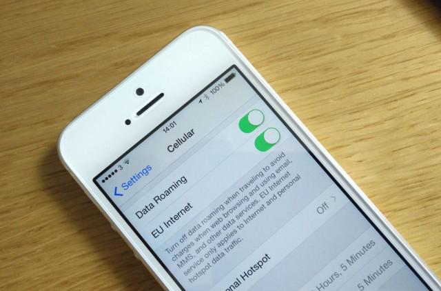 iOS 8 Beta 4 Features: EU Internet