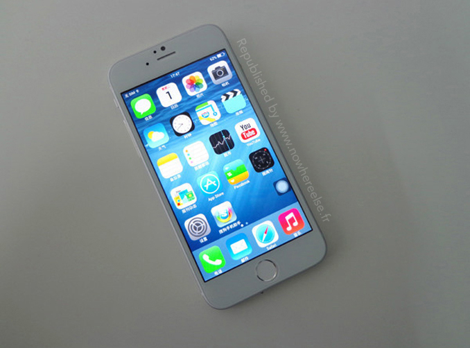 5.5-Inch iPhone 6 Release Date