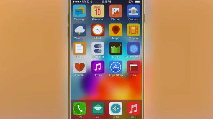 iPhone 6 Rumors: Front Glass Panel