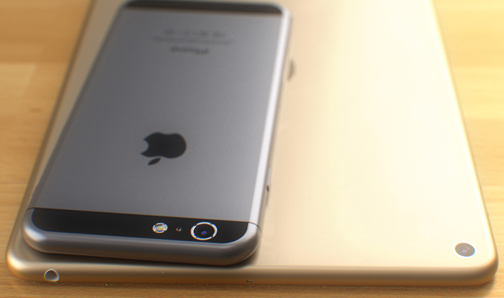 5.5-inch iPhone 6 and new iPads reportedly heading to ...