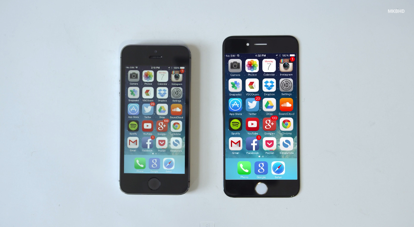 iPhone 6 Sapphire Display 5.5 Inch