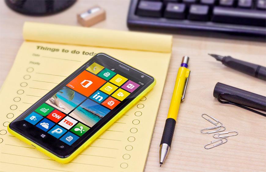 Microsoft Lumia Windows 10 Flagship Features