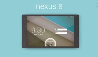 HTC Nexus 8 Design and Features