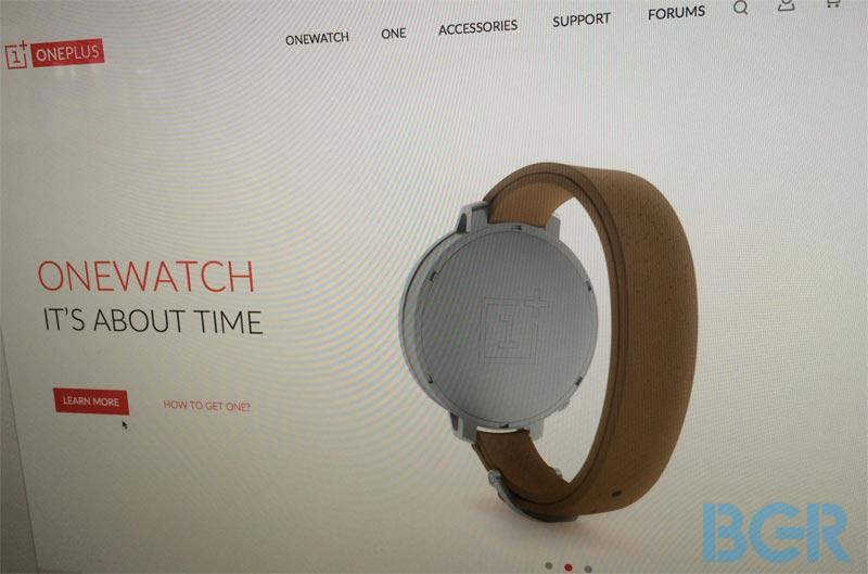 OneWatch Smartwatch for OnePlus One