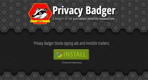 Privacy Badger Plugin