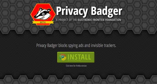 Privacy Badger Plugin