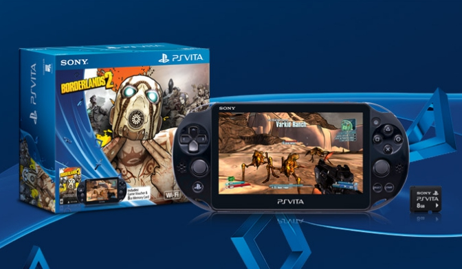 PS Vita Out of Stock
