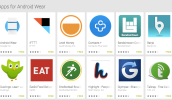 Every Android Wear App