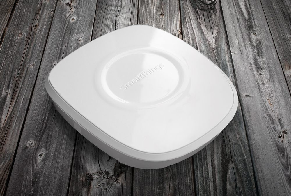 Samsung SmartThings Acquisition