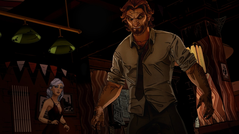 The Wolf Among Us Review 1