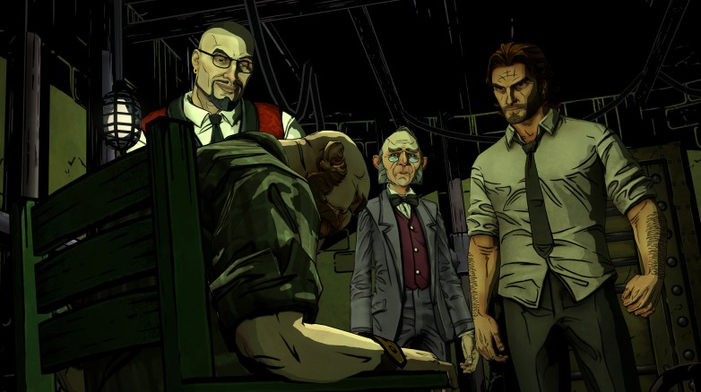 The Wolf Among Us Review 2