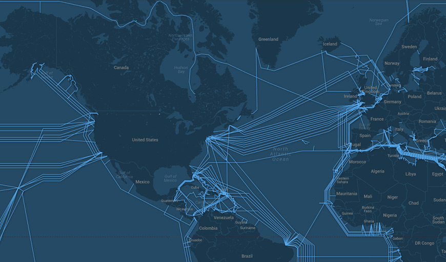 How Undersea Internet Cables Work