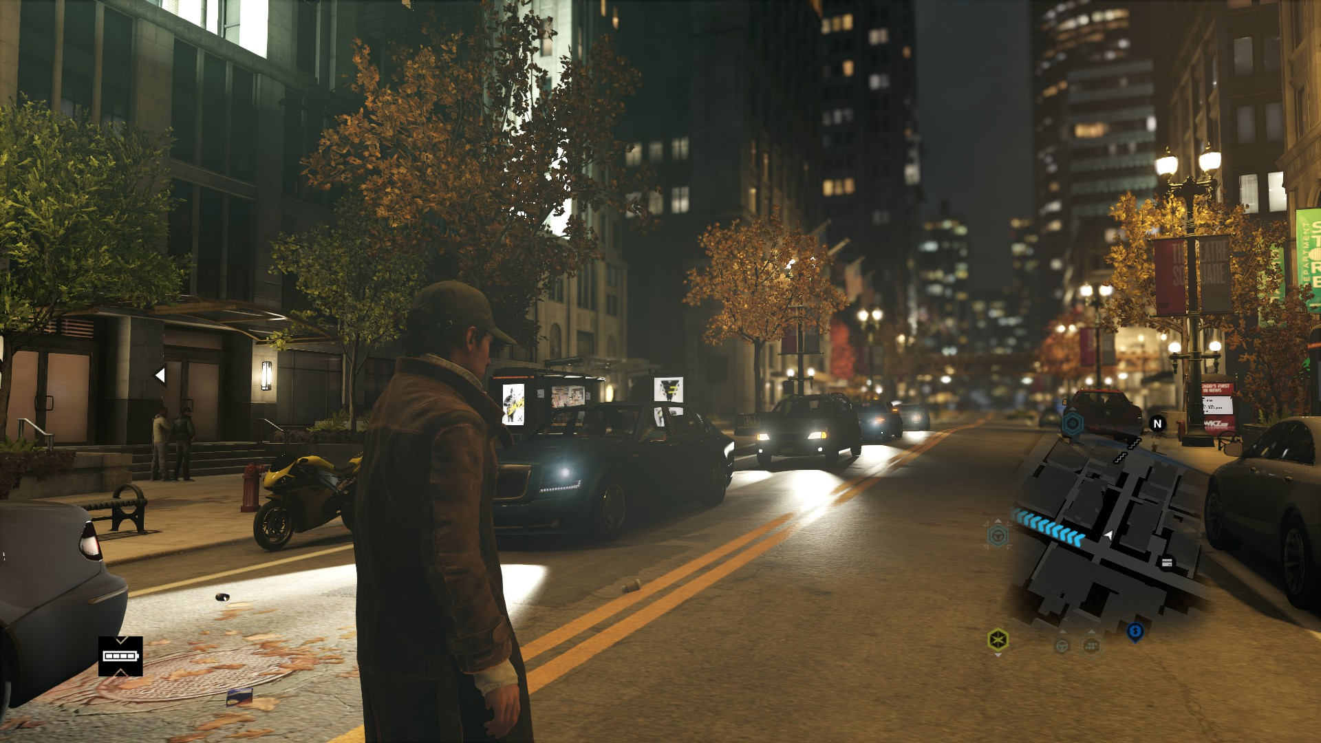 Watch Dogs Graphics Mods