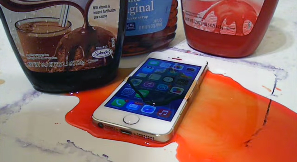 iPhone Waterproof Treatment