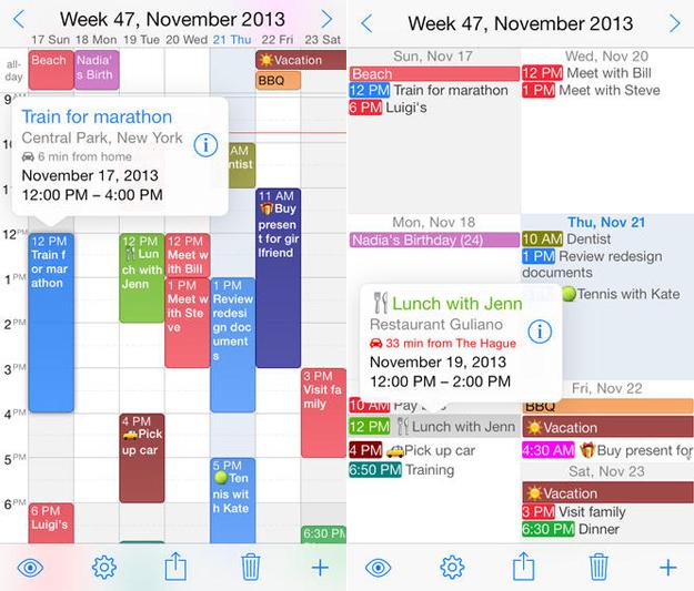 week-calendar