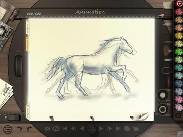 animation-desk