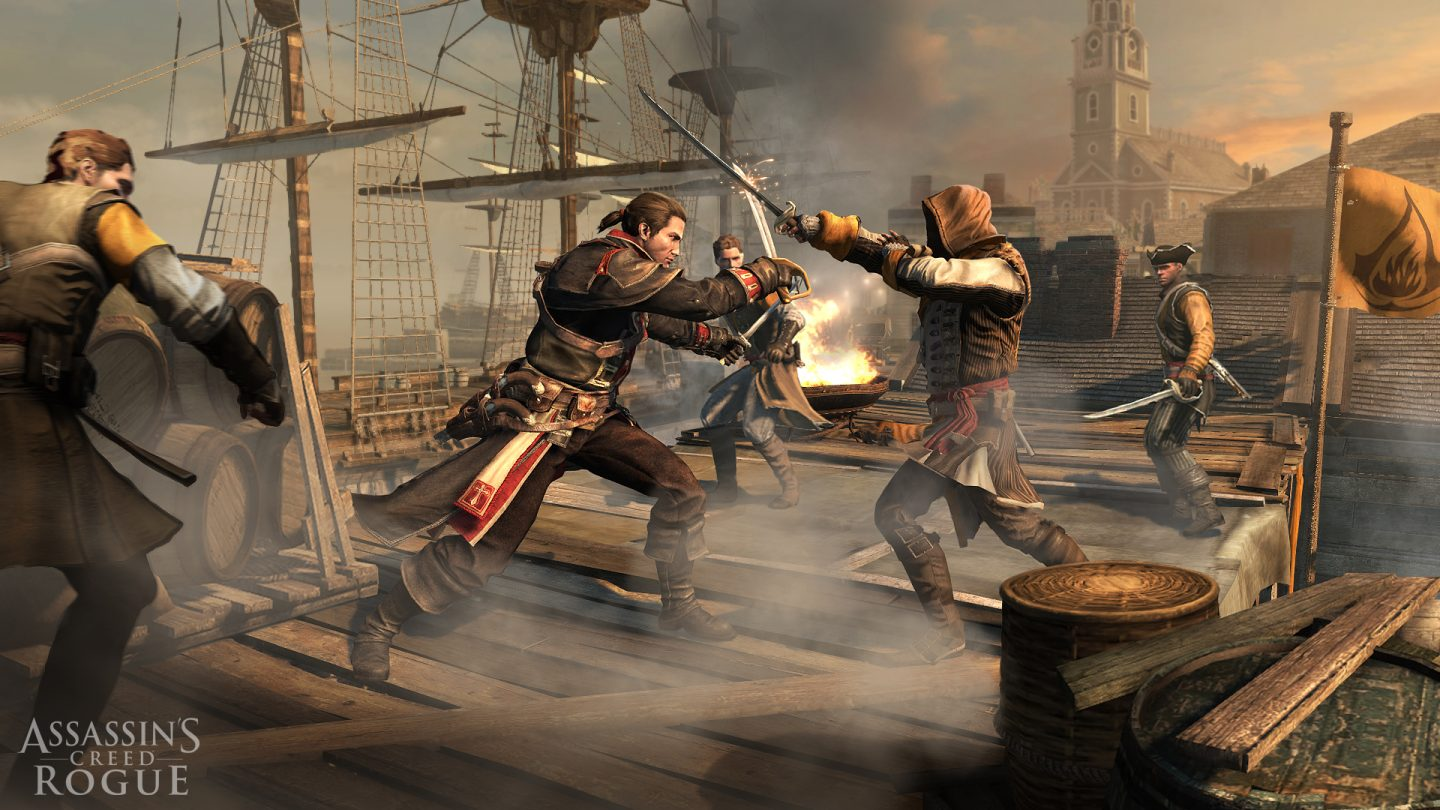 Assassin's Creed Rogue Release Date
