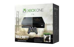 Xbox One Call of Duty Bundle