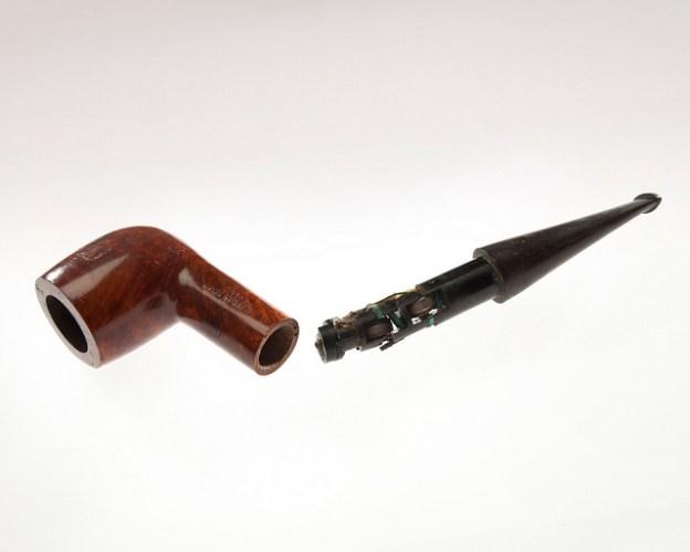 CIA Tobacco Pipe