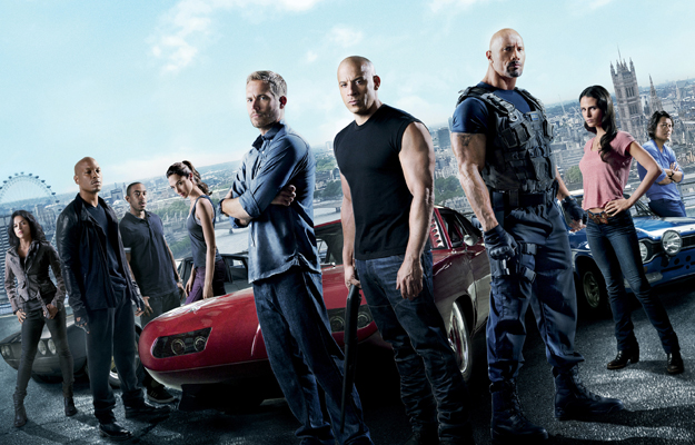 Fast Furious Blu-ray Set
