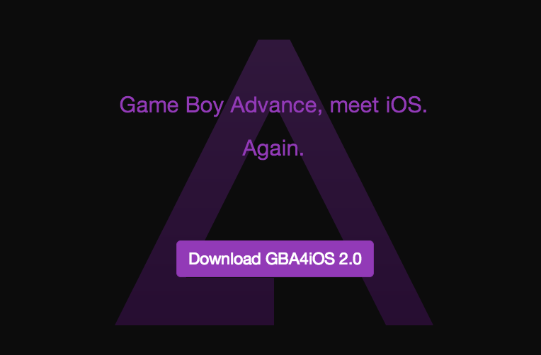 Play GBA Games on iPhone