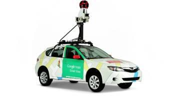 Google Street View Driver