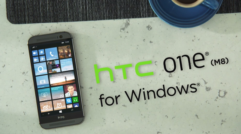 HTC One (M8) for Windows Specs Features