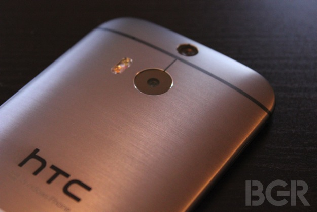 HTC One M8 Eye Specs