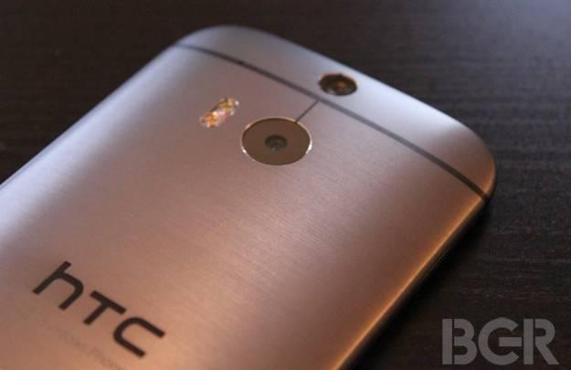 HTC One M8 Eye Specs