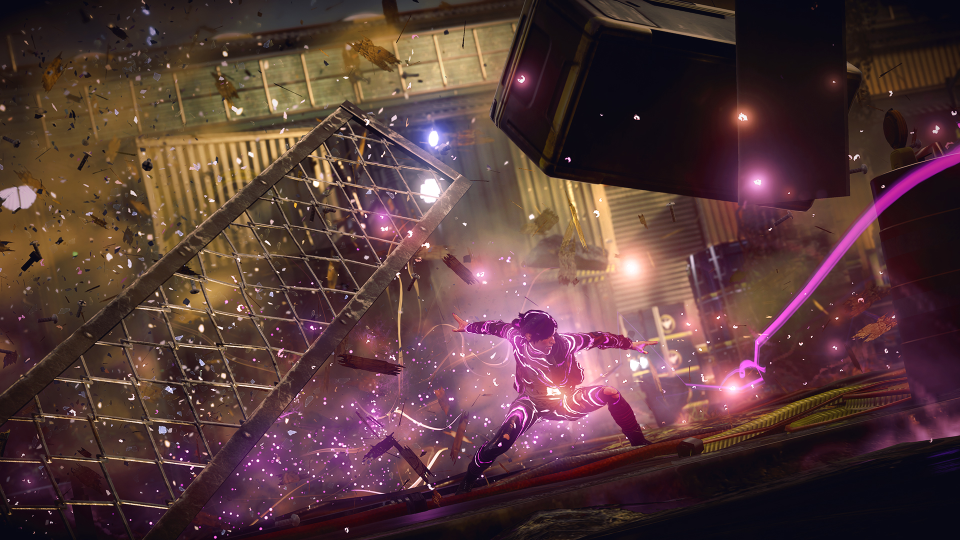 Infamous First Light Review