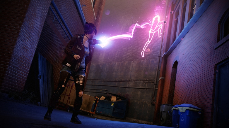 inFAMOUS_First_Light-Fetch_wall_writing_neon_442